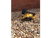 Dewalt brushless planer 18 volt bare unit