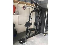Pro fitness multi gym 70kg weight stack