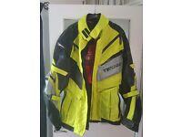 Motorcycle jacket xl vgc £40