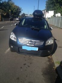 Nissan QASHQAI+2 7 SEATER NEW TYRES, NEW BATTERY, NEW BRAKES