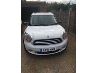 2011 mini one countryman 1.6