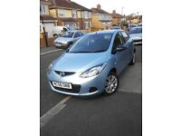 mazda 2 ts, only 33,000 miles,drives as new.in excellent condition,12 months mot.