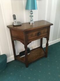 Hall or side table
