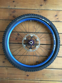 "Handbuilt 26"" MTB Front wheel (Profile Racing/DMR/DT Swiss/Hope)"