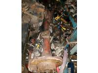 Iveco daily Rear Axle, Perfect working condition