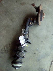 2013 FIAT PANDA / FIAT 500 NSF STRUT, SPRING AND HUB WITH ABS, BALL JOINT ETC £120.00