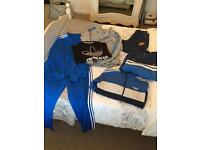 Bundle men's sportswear size medium