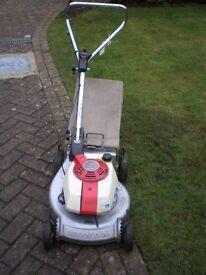 Honda HR17 lawnmower
