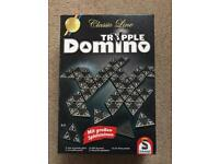 Schmidt Tripple Domino Game. Immaculate condition
