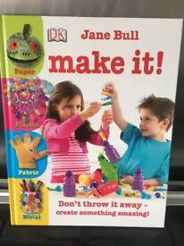 "Kids ""Make It"" Book"