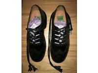 Ghillie brogues kilt shoes