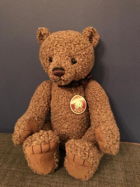 Tufty By Charlie Bears