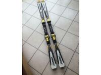 Head Cyber Racing Slalom Skis 175 cm with Tyrolia SP9 bindings