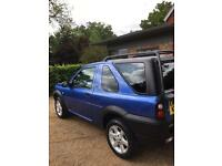 Land Rover Freelander 4x4 1.8 petrol Manual