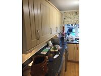 Kitchen Units & Appliances 7 years old. Very good condition .Must collect week commencing 13 Feb