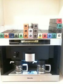 Miele Free Standing or Built In Coffee Espresso Cappuccino Machine RRP £1595