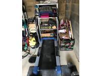 York Fitness Electric Treadmill