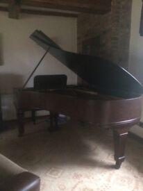 Grand Piano , Mahogony , Full working Order