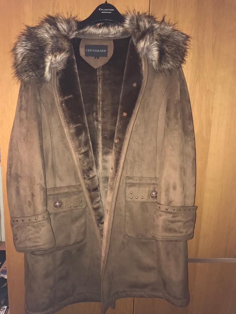 Ladies Winter coat.