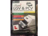 LGV & PCV theory test cd