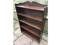 Waring & Gillow Ltd Solid Oak Book Case