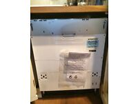 Brand new belling integrated dishwasher