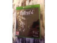 Xbox One Game - Fallout 4 - Sealed / Unopened