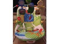 Fisher price sunny side snail bouncer