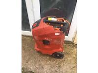 Hilti vcu40 wet vac vacuum Hoover 110v