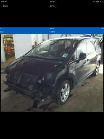 2013 Peugeot 5008 parts breaking bcg