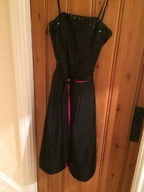 Black monsoon dress