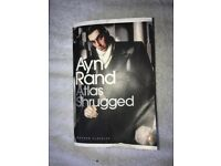 AYN RAND ATLAS SHRUGGED Book Novel 1168 pages SOFTBACK Penguin Classics