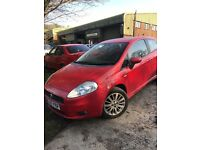 Fiat Punto **12 months MOT**6 Months Warranty** wheels painted to colour of your choice