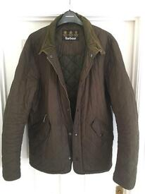 Men's Barbour coat jacket S