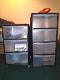 Two Wardrobes on sale