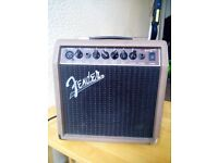 Fender Acoustasonic 35W vintage guitar amplifier