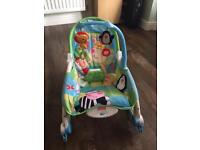 Fisher Price 3:1 baby chair