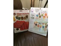 Brand New in Packaging! Silicon Cake Pop Pan & Cake Pops Display Stand