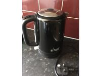 Russell and Hobbs Kettle in Black