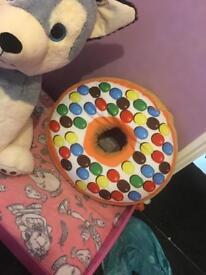 Donut soft toys