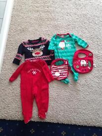 0-3 first Christmas bundle