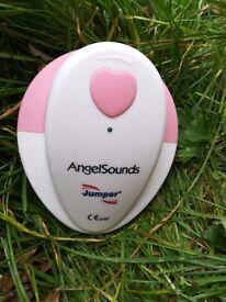 Angelsounds baby heart doppler