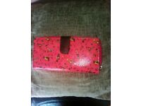 bird design Miss Lulu pvc purse