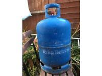 Gas bottle - empty