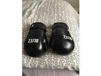 Blitz sparring gloves - karate/martial arts