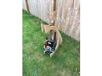Guitar stand guitar stool