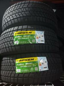 4 winter tires icemax   255/50r19   new