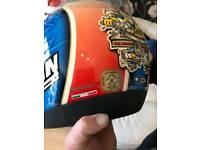 Nolan crash helmet