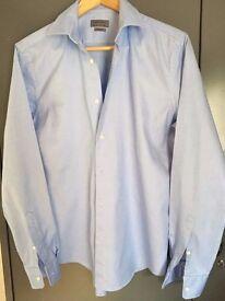 Zara men's shirt M 40 formal/casual slim fit very good condition