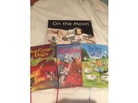 Usbourne books for boys
